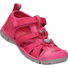 Keen Seacamp II CNX Sandals Kinder hot pink